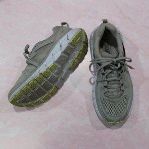 Hoka Gaviota Light Grey Sneakers sz 9